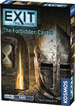 Forbidden Castle (Exit the Game)