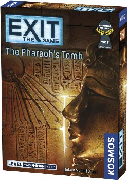 Pharaoh's Tomb (Exit the Game)