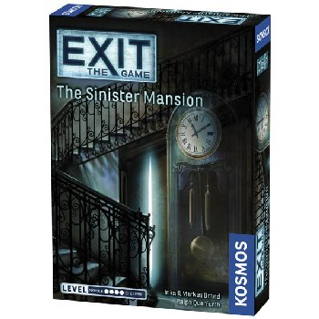 Sinister Mansion (Exit the Game)