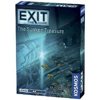 Sunken Treasure (Exit the Game)