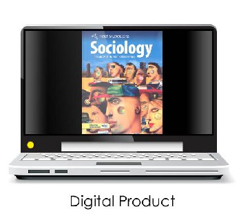 Sociology: Study of Human Relationships Online Teacher's Edition (1-year subscription)