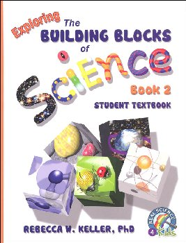 Exploring Building Blocks of Science Book 2 Student Textbook Hardcover