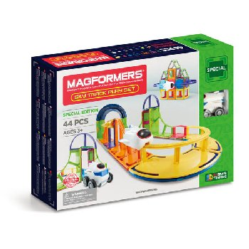 Magformers - Sky Track Play 44 Piece Set