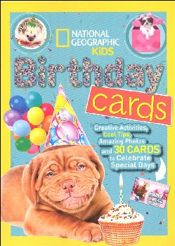 Birthday Cards (National Geographic Kids)
