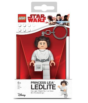 LEGO Star Wars Princess Leia Key Light