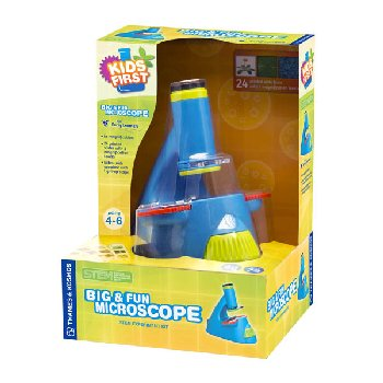 Big & Fun Microscope (Kids First)