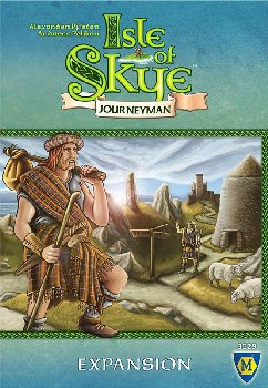 Isle of Skye: Journeyman Expansion #1