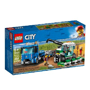LEGO City Great Harvester Transport (60223)