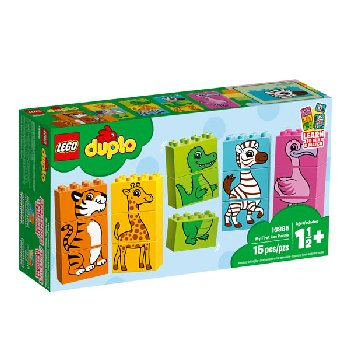 LEGO DUPLO My First Fun Puzzle (10885)