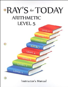 Ray's for Today Level 5 Instructor's Manual