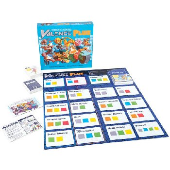 Science Ninjas Valence Plus Game