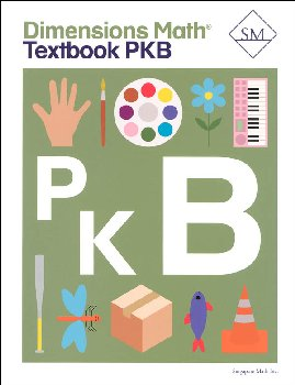 Dimensions Math Textbook PreK B