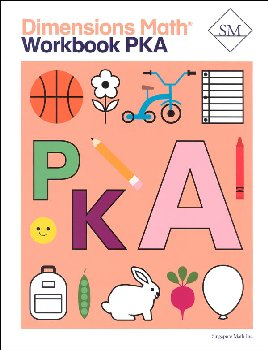 Dimensions Math Workbook PreK A