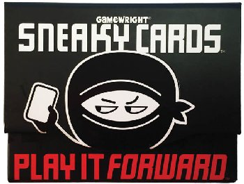 Sneaky Cards Game (Play It Forward)