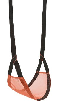 Easy Go Fabric Belt Swing - Orange