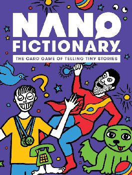Nanofictionary Game