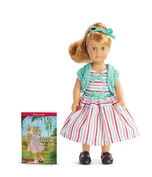 Maryellen Mini Doll & Book