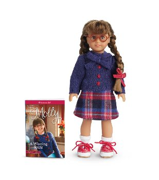 Molly Mini Doll & Book