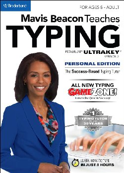 Mavis Beacon Teaches Typing Powered by Ultrakey Personal Edition - Download - Macintosh