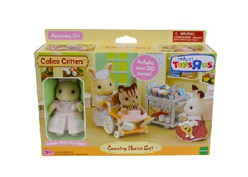Country Nurse Set (Calico Critters)