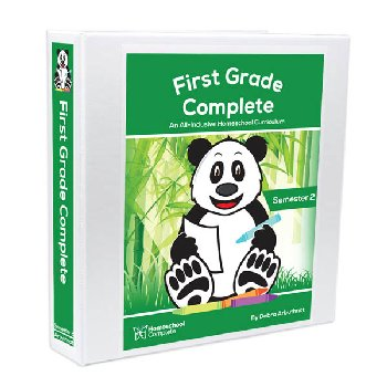 First Grade Complete: Semester Two - Additional Student Workbook
