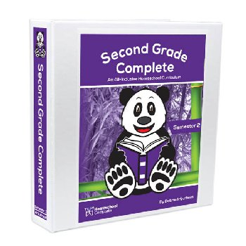Second Grade Complete: Semester Two - Additional Student Workbook
