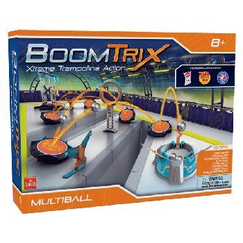 Boom Trix Multi-Ball