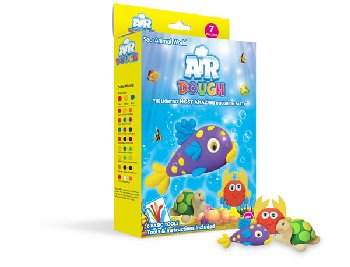 Air Dough (Medium): Sea Animals