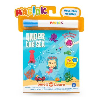 Mag-Ink: Under the Sea