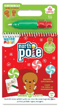 North Pole Water Magic - GingerBread