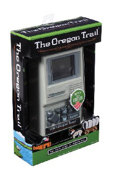 Oregon Trail Hand Held Game