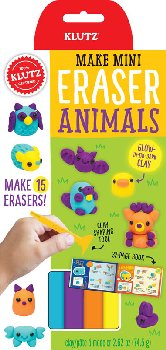 Make Mini Eraser - Animals
