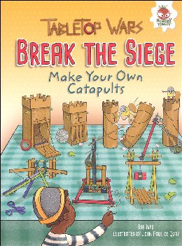 Tabletop Wars: Break the Siege Make Your Own Catapults