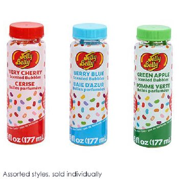 Jelly Belly Scented Bubbles (6 fl. Oz.)