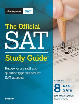 Official SAT Study Guide 2018 Edition