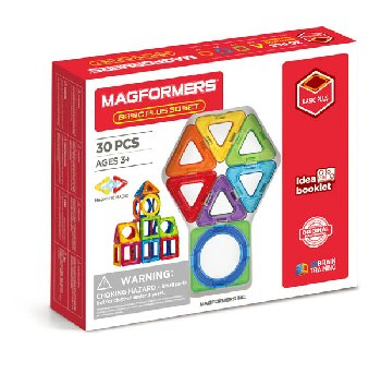 Magformers - Basic Plus 30 Piece Set (Inner Circle)