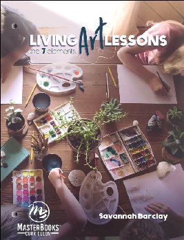 Living Art Lessons Artist's Book