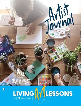 Living Art Lessons Artist's Journal