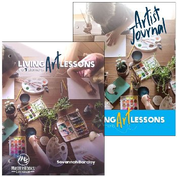 Living Art Lessons Artist's Set
