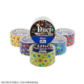 "Star Duct Tape (1.88"" x 5 Yards)"
