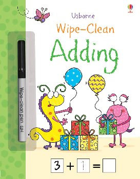 Adding (Wipe-Clean)