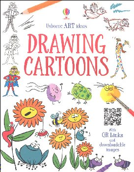 Drawing Cartoons (Usborne Art Ideas)