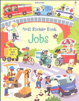 First Sticker Book - Jobs