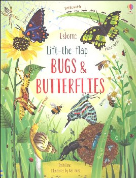 Lift-the-Flap: Bugs & Butterflies