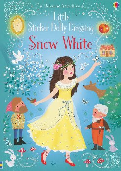Little Sticker Dolly Dressing: Snow White
