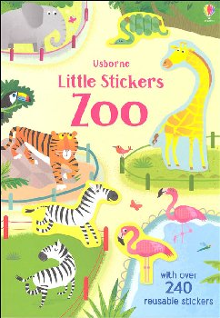 Little Stickers: Zoo