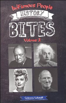In/Famous People History Bites Volume 2