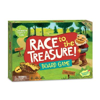 Race to the Treasure! Game