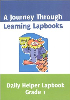 Daily Helper Grade 1 Math Lapbook pdf (on CD ROM)
