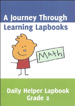Daily Helper Grade 2 Math Lapbook pdf (on CD ROM)